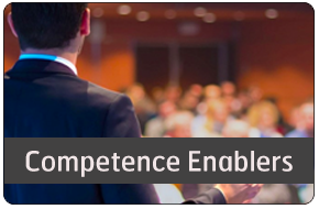 Competence Enablers Tile